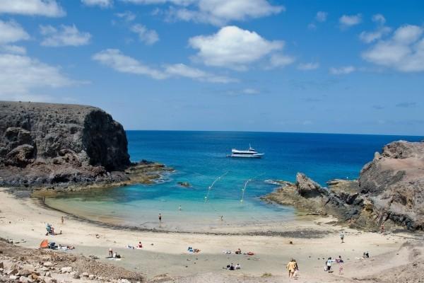 Plage - Blue Bay Lanzarote