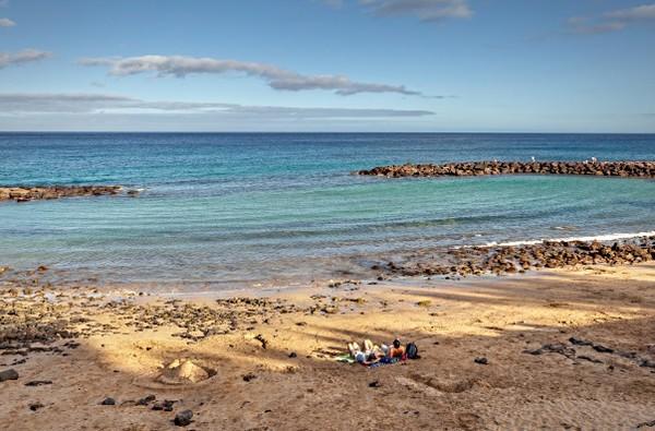 Plage - Club Oclub Occidental Lanzarote Mar (ex Barcelo Lanzarote) 4* Arrecife Lanzarote