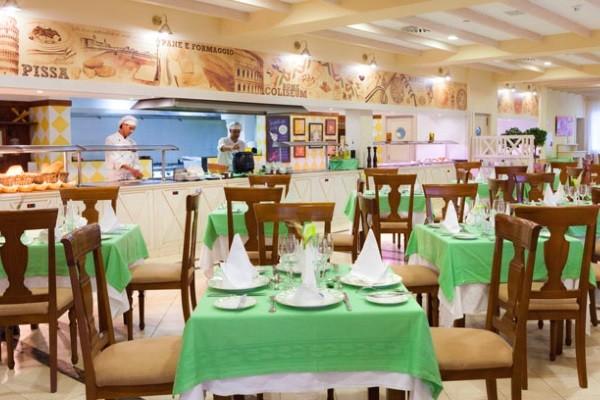 Restaurant - Hôtel Gran Castillo Tagoro 5* Arrecife Canaries