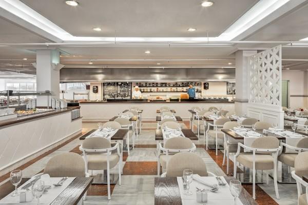Restaurant - Hôtel H10 Lanzarote Princess 4* Arrecife Lanzarote