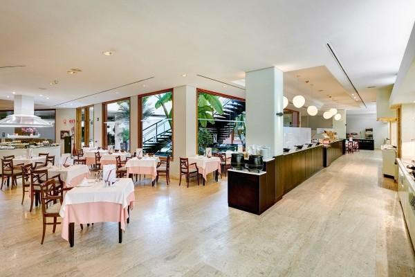 Restaurant - Hôtel Hipotel La Geria 4* Arrecife Lanzarote