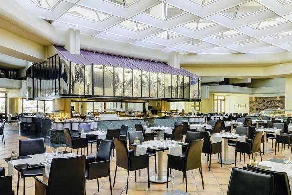 Restaurant - Hôtel Melia Salinas 5* Arrecife Lanzarote