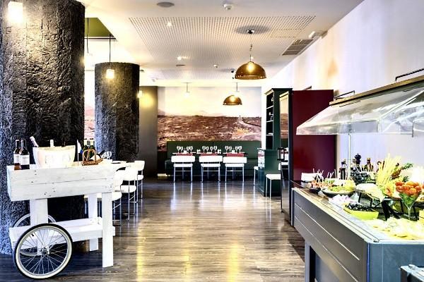Restaurant - Hôtel Occidental Lanzarote Playa 4* Arrecife Canaries