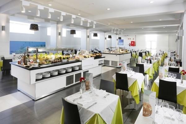 Restaurant - Club Ôclub Experience Sentido Aequora Suites 4* Arrecife Lanzarote