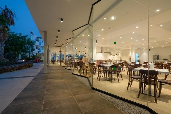 Restaurant - Hôtel Suneoclub El Trebol 3* Arrecife Lanzarote
