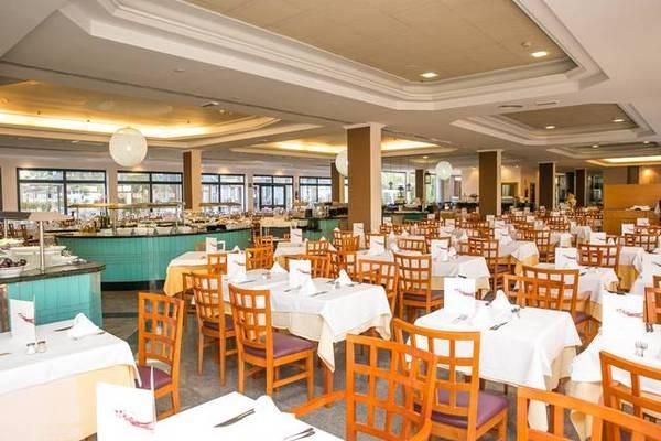 Restaurant - Hôtel The Mirador Papagayo 4* Arrecife Lanzarote