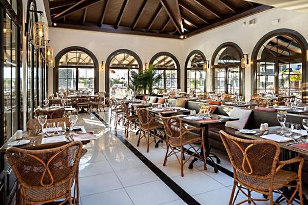 Restaurant - Hôtel The Volcan Lanzarote 5* Arrecife Canaries