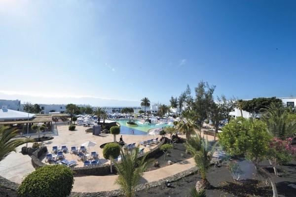 Vue panoramique - Hôtel Blue Bay Lanzarote 3* Arrecife Canaries