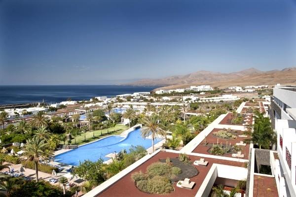 Vue panoramique - Hôtel Costa Calero 4*