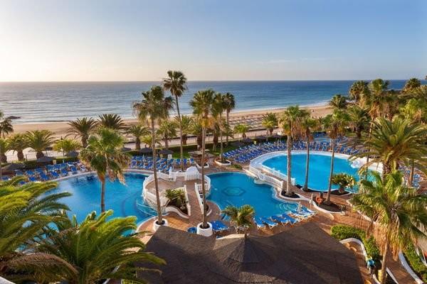 Vue panoramique - Club Framissima Sol Lanzarote 4*
