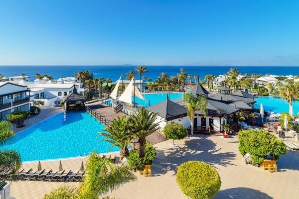 Vue panoramique - Hôtel H10 Rubicon Palace 5* Arrecife Lanzarote