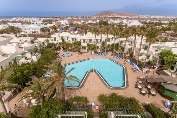 Vue panoramique - Club Marmara Playa Blanca 3* Arrecife Canaries