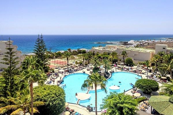 Vue panoramique - Hôtel Occidental Lanzarote Playa 4* Arrecife Canaries