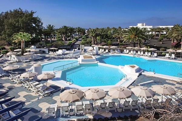 Vue panoramique - Hôtel Relaxia Olivina 4* Arrecife Lanzarote