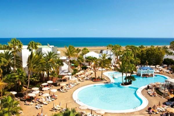Vue panoramique - Hôtel Riu Paraiso Lanzarote Resort 4* Arrecife Lanzarote