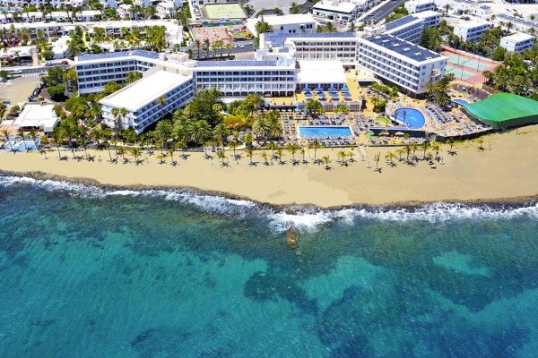 Vue panoramique - Hôtel Vik San Antonio 4* Arrecife Canaries