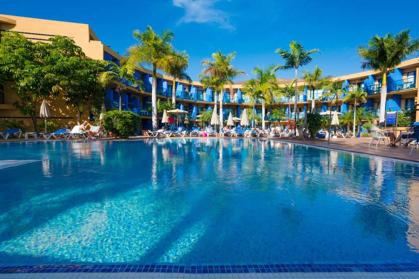 Piscine - Hôtel Blue Sea Jandia Luz 2* Fuerteventura Canaries