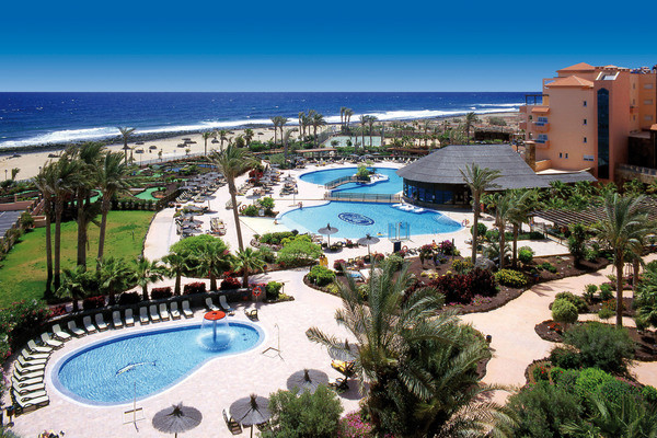 Piscine - Hôtel Elba Sara Beach & Golf Resort 4* Fuerteventura Canaries