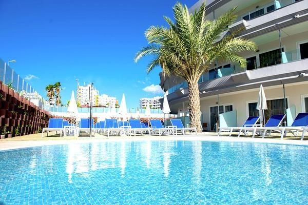 (fictif) - Hôtel Suite Hotel Playa Del Ingles 4* Grande Canarie Canaries