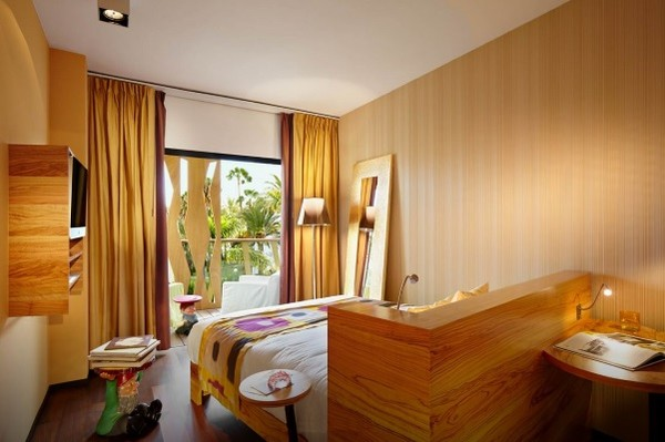 Chambre - Hôtel Bohemia Suites & Spa 5* Grande Canarie Canaries