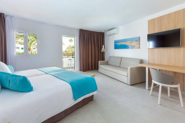 Chambre - Club FTI Voyages Playa Bonita 4* Grande Canarie Grande Canarie
