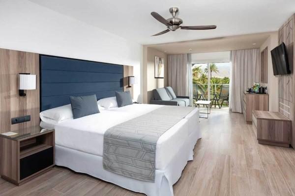 Chambre - Hôtel Riu Palace Oasis 5* Grande Canarie Grande Canarie