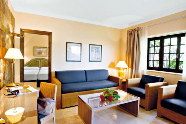 Chambre - Hôtel Suites & Villas by Dunas 4* Grande Canarie Grande Canarie