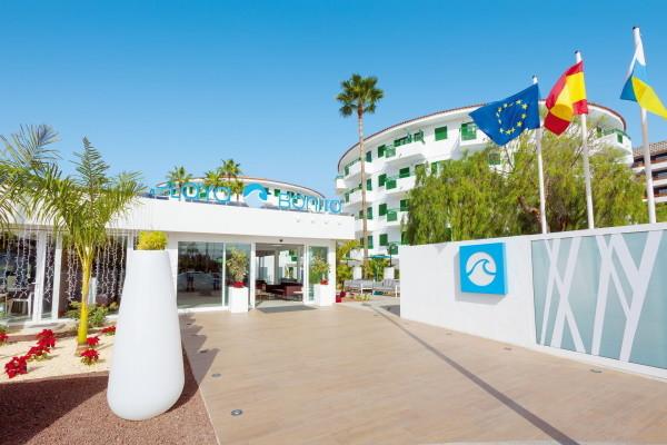 Facade - Club FTI Voyages Playa Bonita 4* Grande Canarie Grande Canarie