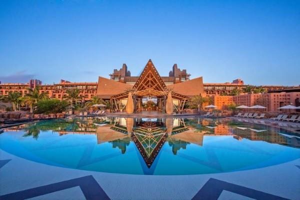 Facade - Hôtel Lopesan Baobab 5* Grande Canarie Canaries