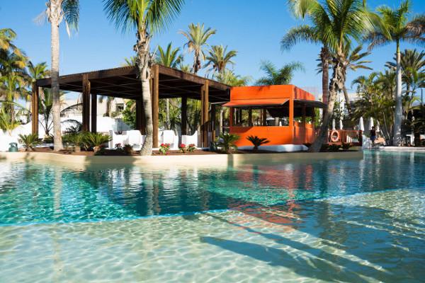 Piscine - Hôtel Adult Only Gran Canaria Princess 4* Grande Canarie Canaries