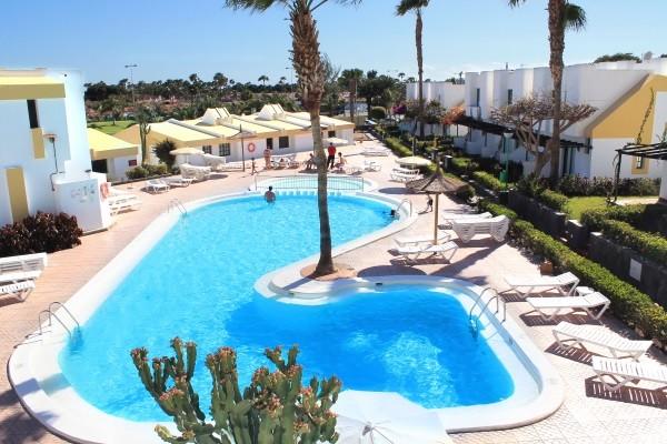 Piscine - Hôtel Capri Bungalows 1* Grande Canarie Canaries