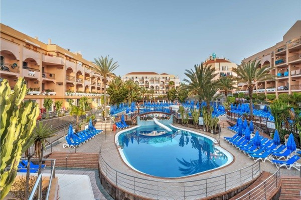 Piscine - Hôtel Dunas Mirador 3* Grande Canarie Canaries