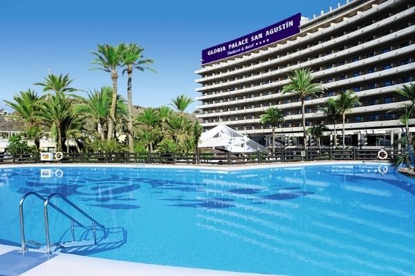Piscine - Hôtel Gloria Palace San Agustin 4* Grande Canarie Canaries