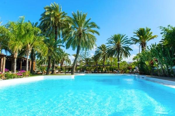 Piscine - Hôtel HL Miraflor Suites 4* Grande Canarie Canaries