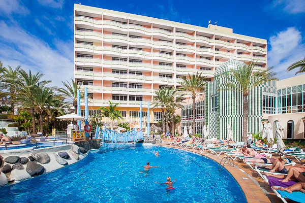 Hotel Pas Cher Playa Del Ingles