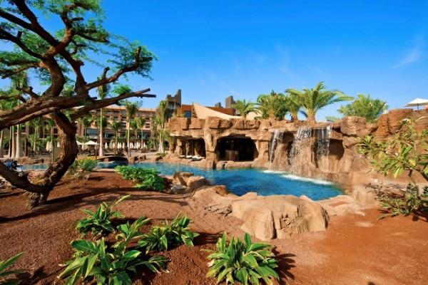 Piscine - Hôtel Lopesan Baobab 5* Grande Canarie Canaries