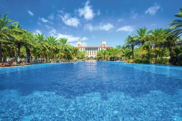 Piscine - Hôtel Lopesan Costa Meloneras Resort Corralium Spa & Casino 4* Grande Canarie Canaries
