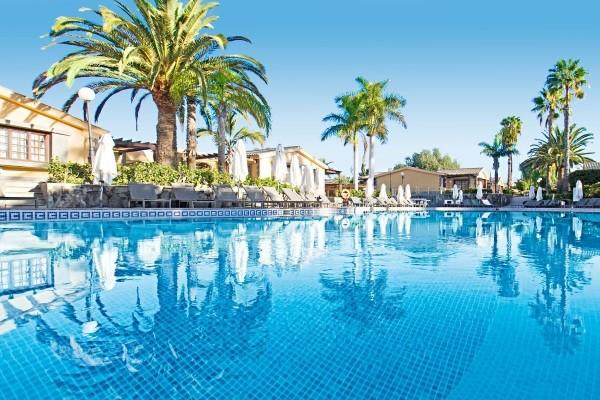 Piscine - Hôtel Maspalomas Resort by Dunas 4* Grande Canarie Grande Canarie