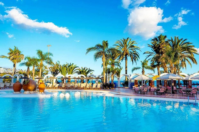 Piscine - Hôtel Melia Tamarindos 4* Grande Canarie Canaries