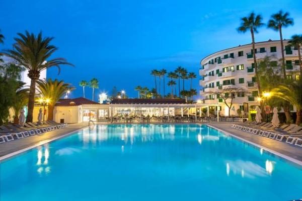 Piscine - Hôtel Playa Bonita 4* Grande Canarie Canaries