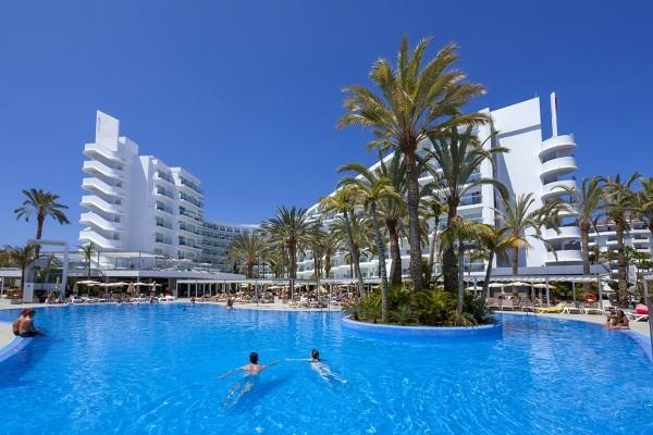 Piscine - Hôtel Riu Club Papayas 4* Grande Canarie Canaries