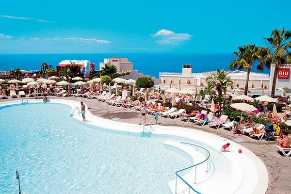 Piscine - Club Riu Club Vistamar 4* Grande Canarie Canaries