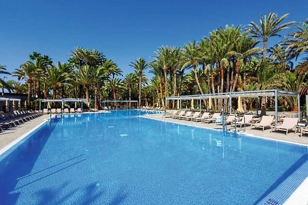 Piscine - Hôtel Riu Palace Oasis 5* Grande Canarie Grande Canarie