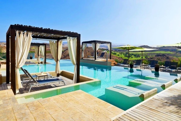 Piscine - Hôtel Salobre Hotel & Resort Serenity 5* Grande Canarie Grande Canarie
