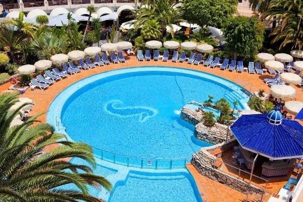 Piscine - Hôtel Seaside Sandy Beach 4* Grande Canarie Grande Canarie