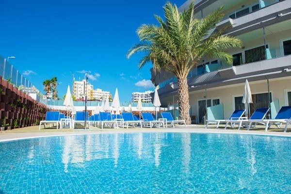 Piscine - Hôtel Suite Hotel Playa Del Ingles 4* Grande Canarie Canaries