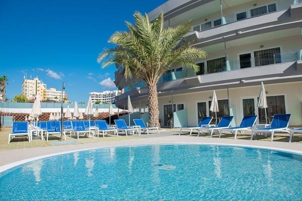Piscine - Hôtel Suitehotel Plava del Ingles 4* Grande Canarie Canaries