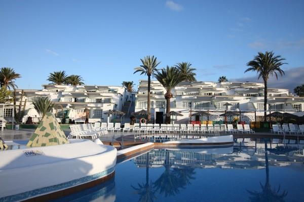 Piscine - Hôtel Vista Oasis Bungalow 2* Grande Canarie Canaries