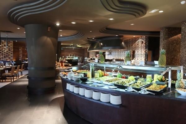Restaurant - Hôtel Lopesan Baobab 5* Grande Canarie Canaries