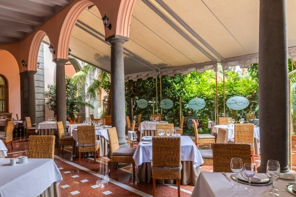 Restaurant - Santa Catalina 5* Las Palmas Grande Canarie
